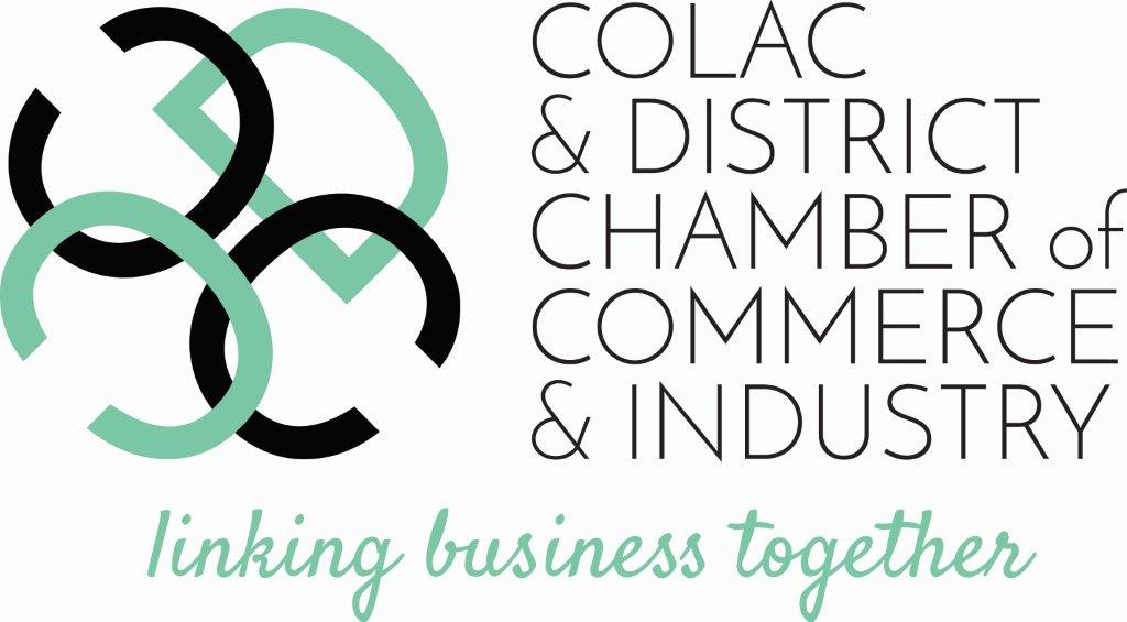 Colac Chamber of Commerce logo
