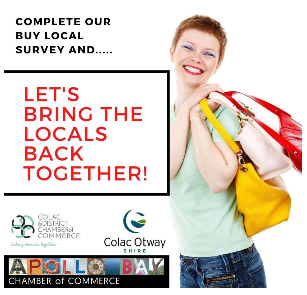 Complete our buy local survey