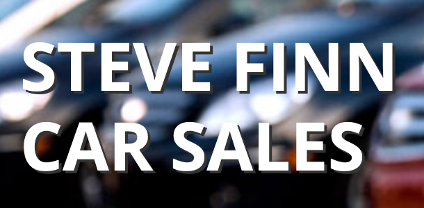 Steve Finn car sales