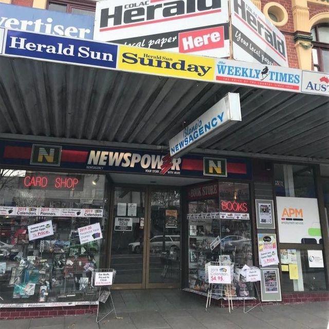 Blanes Newsagency
