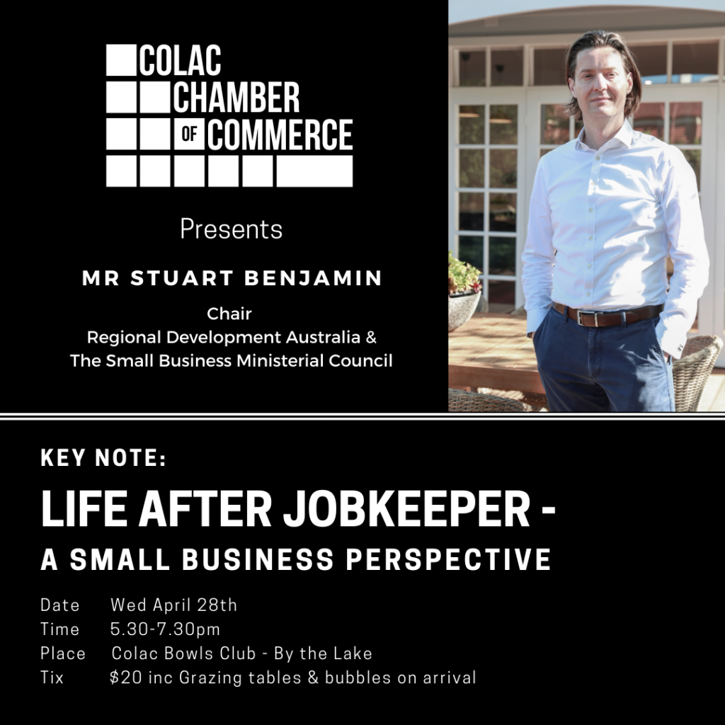 Life after JobKeeper – a small business perspective